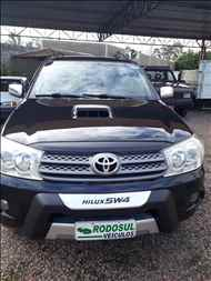 TOYOTA Hilux SW4 4.0 SRV  2009/2009 Rodosul Veículos