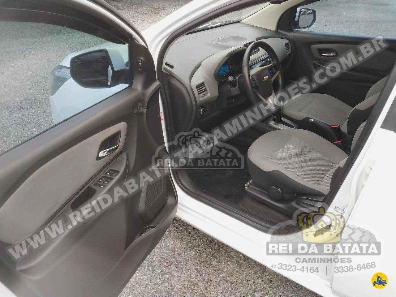 GM - Chevrolet Spin 1.8 LTZ 132000km 2018/2018 Rei da Batata Caminhões