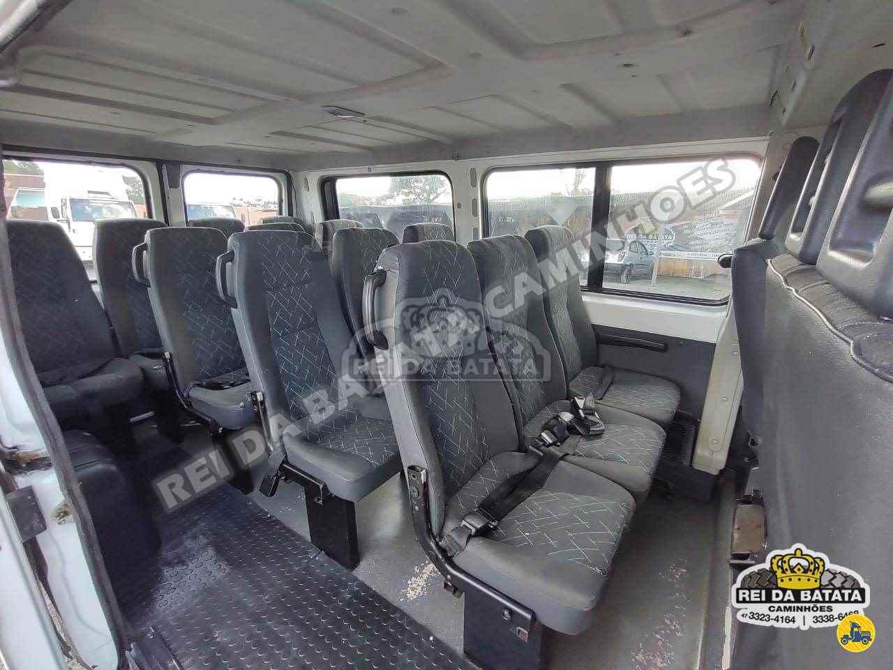 CITROEN Jumper Minibus 2.8 527000km 2009/2009 Rei da Batata Caminhões