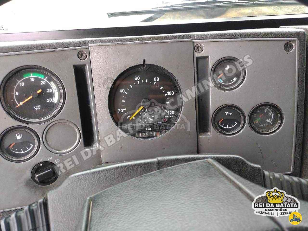 FORD CARGO 4031 880000km 2004/2004 Rei da Batata Caminhões