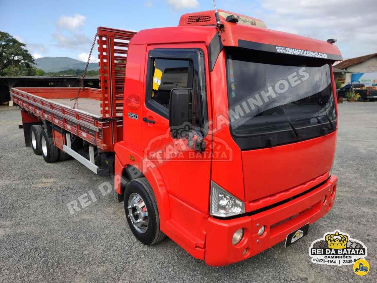 AGRALE AGRALE 9200 197000km 2011/2011 Rei da Batata Caminhões