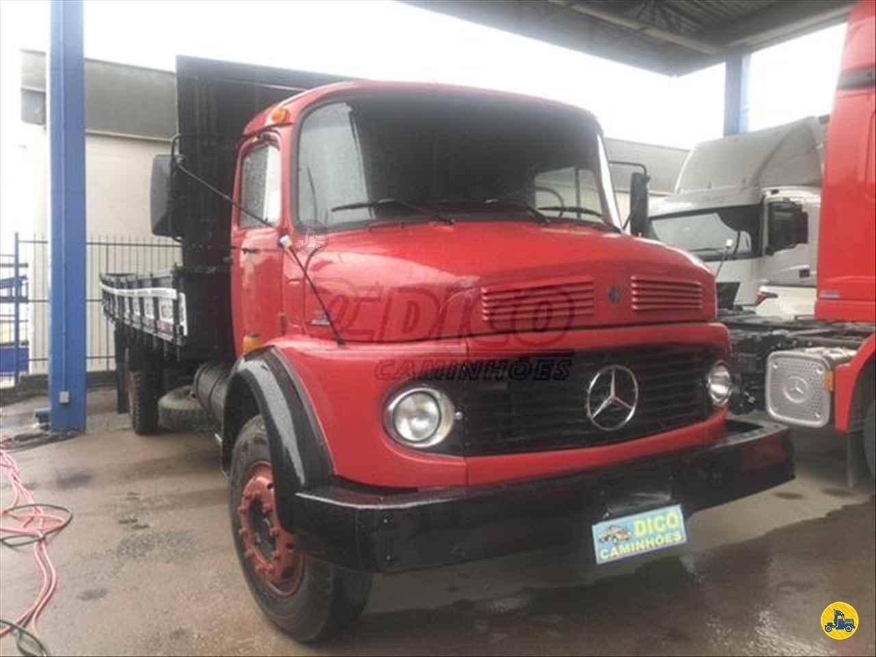 CAMINHAO MERCEDES-BENZ MB 1113 Carga Seca Toco 4x2 Dico Caminhões RIO DO SUL SANTA CATARINA SC