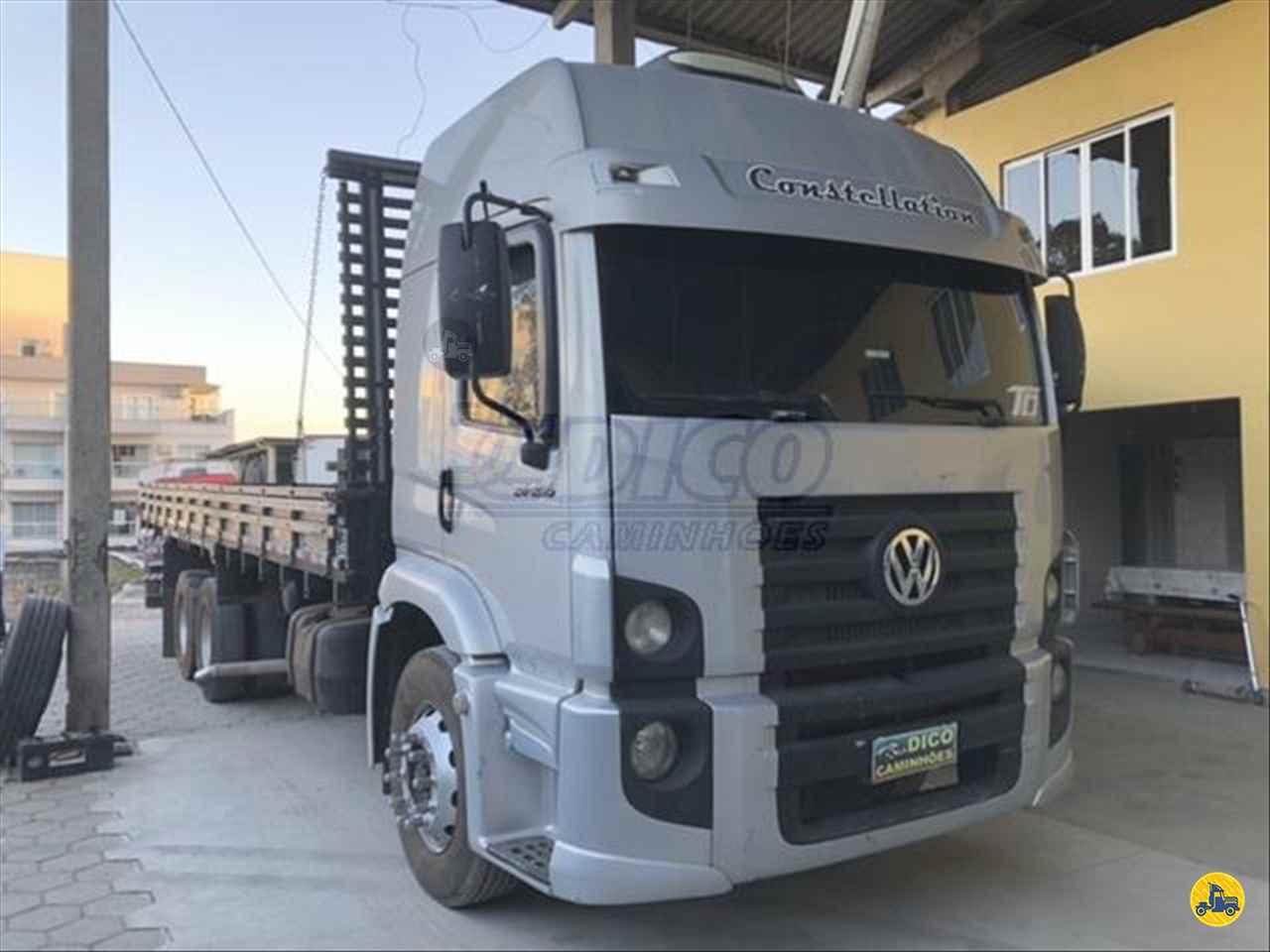 CAMINHAO VOLKSWAGEN VW 24250 Carga Seca Truck 6x2 Dico Caminhões RIO DO SUL SANTA CATARINA SC