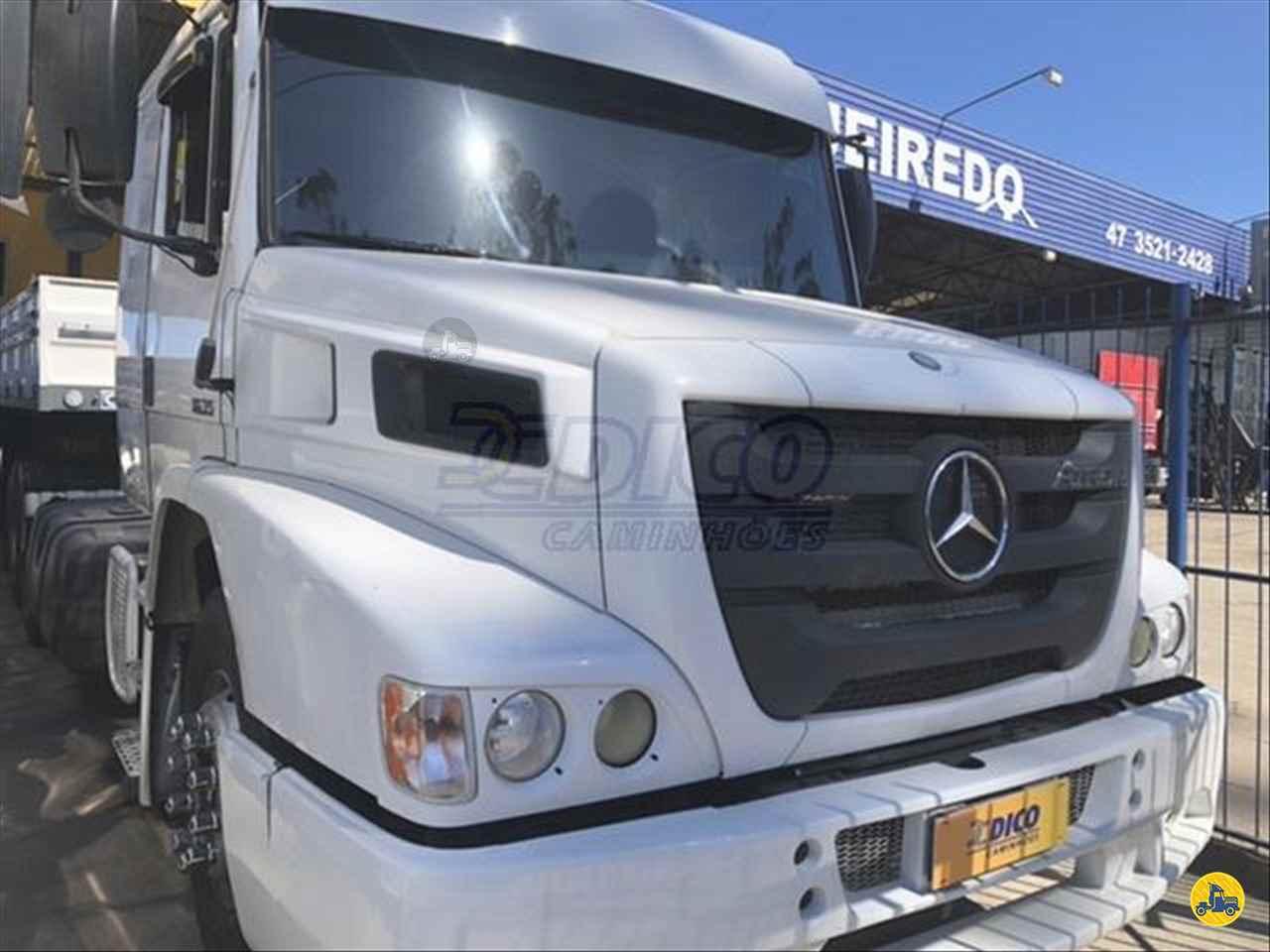 CAMINHAO MERCEDES-BENZ MB 1635 Cavalo Mecânico Truck 6x2 Dico Caminhões RIO DO SUL SANTA CATARINA SC