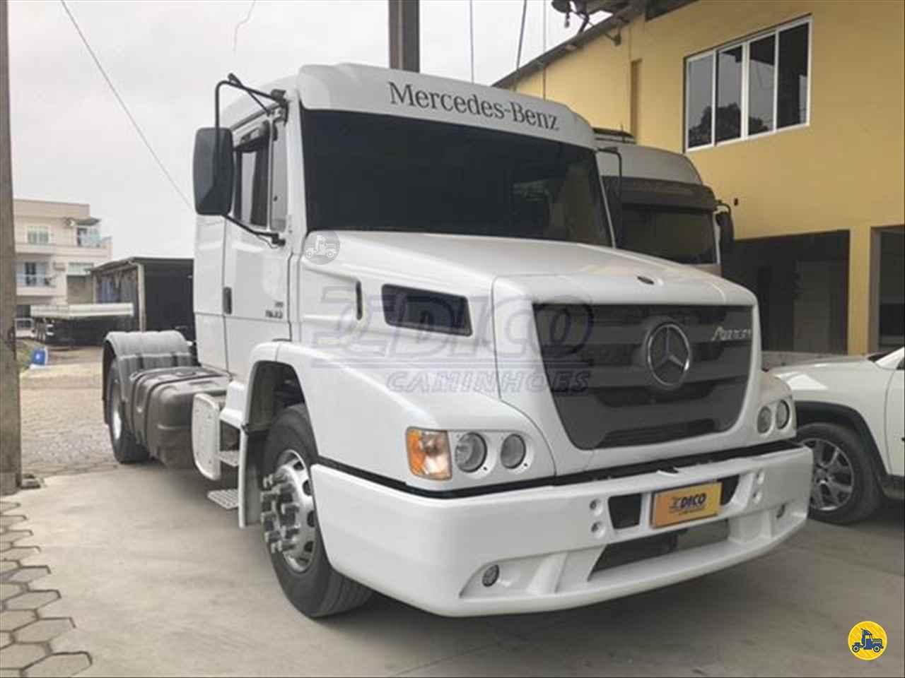 MB 1635 de Dico Caminhões - RIO DO SUL/SC