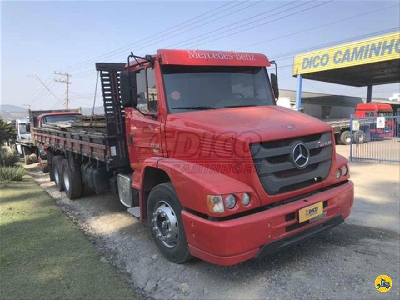 CAMINHAO MERCEDES-BENZ MB 2324 Carga Seca Truck 6x2 Dico Caminhões RIO DO SUL SANTA CATARINA SC