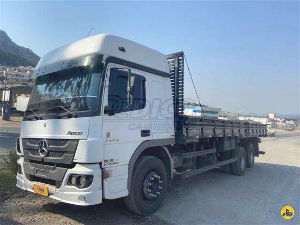 MB 2426 de Dico Caminhões - RIO DO SUL/SC