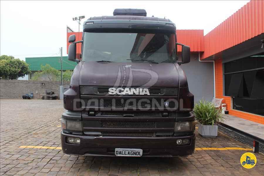 CAMINHAO SCANIA SCANIA 114 330 Cavalo Mecânico Toco 4x2 DallAgnol Caminhões RS PASSO FUNDO RIO GRANDE DO SUL RS