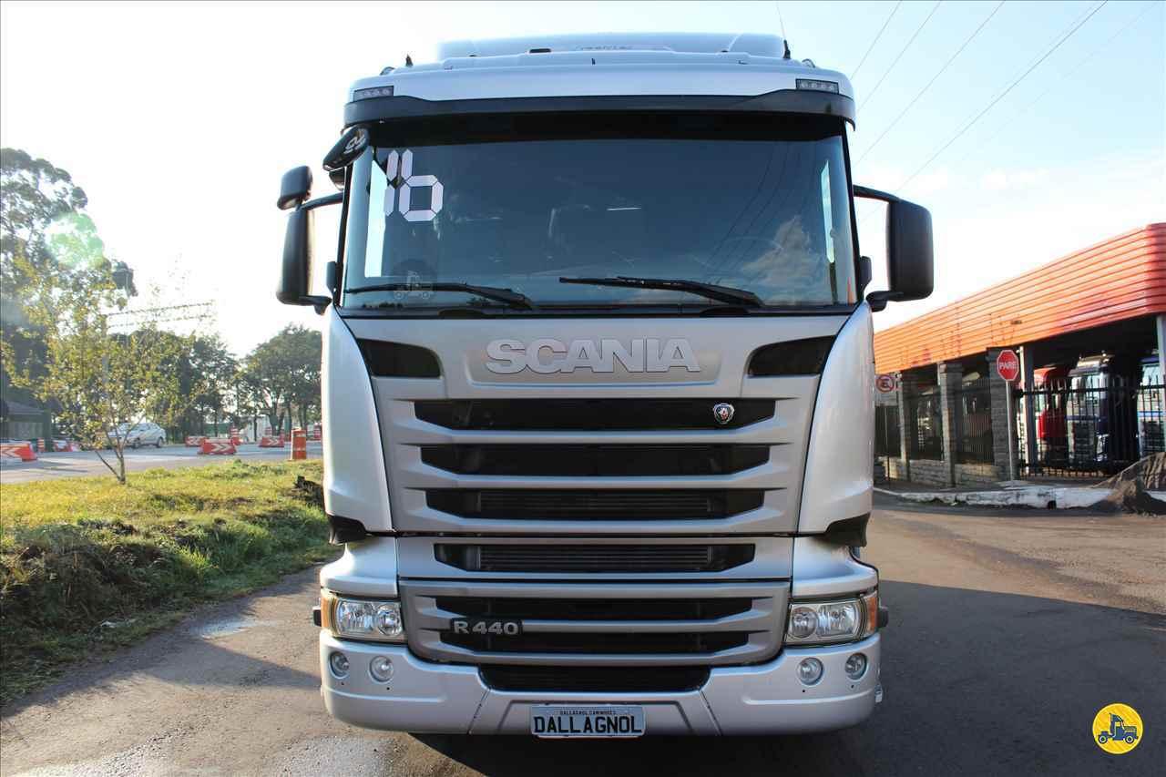 CAMINHAO SCANIA SCANIA 440 Cavalo Mecânico Truck 6x2 DallAgnol Caminhões RS PASSO FUNDO RIO GRANDE DO SUL RS