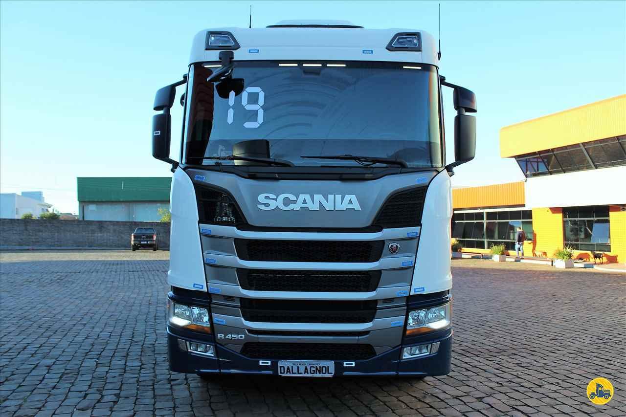 CAMINHAO SCANIA SCANIA 450 Cavalo Mecânico Truck 6x2 DallAgnol Caminhões RS PASSO FUNDO RIO GRANDE DO SUL RS