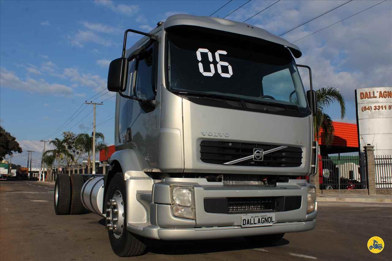 CAMINHAO VOLVO VOLVO VM 310 Chassis Toco 4x2 DallAgnol Caminhões RS PASSO FUNDO RIO GRANDE DO SUL RS