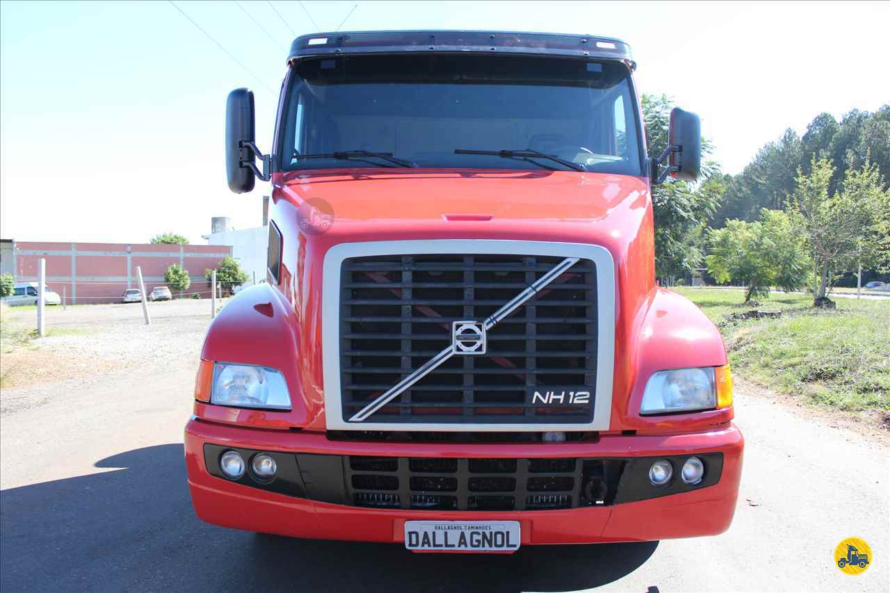 CAMINHAO VOLVO VOLVO NH12 380 Cavalo Mecânico BiTruck 8x2 DallAgnol Caminhões RS PASSO FUNDO RIO GRANDE DO SUL RS