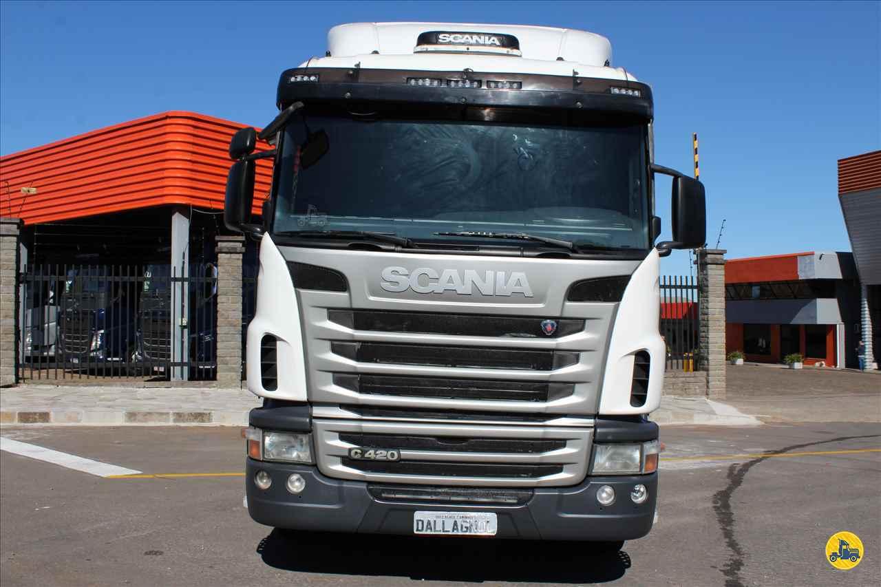 CAMINHAO SCANIA SCANIA 420 Cavalo Mecânico Truck 6x2 DallAgnol Caminhões RS PASSO FUNDO RIO GRANDE DO SUL RS