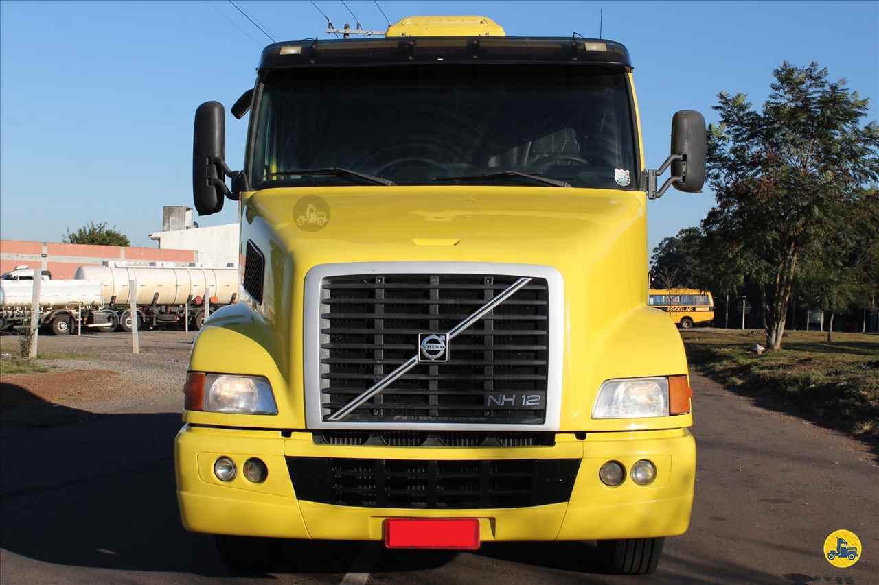 CAMINHAO VOLVO VOLVO NH12 380 Cavalo Mecânico Toco 4x2 DallAgnol Caminhões RS PASSO FUNDO RIO GRANDE DO SUL RS