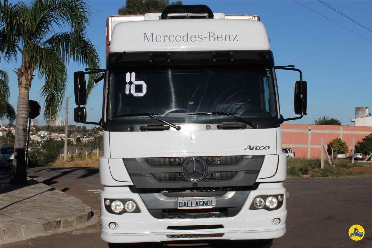 CAMINHAO MERCEDES-BENZ MB 3030 Cavalo Mecânico BiTruck 8x2 DallAgnol Caminhões RS PASSO FUNDO RIO GRANDE DO SUL RS