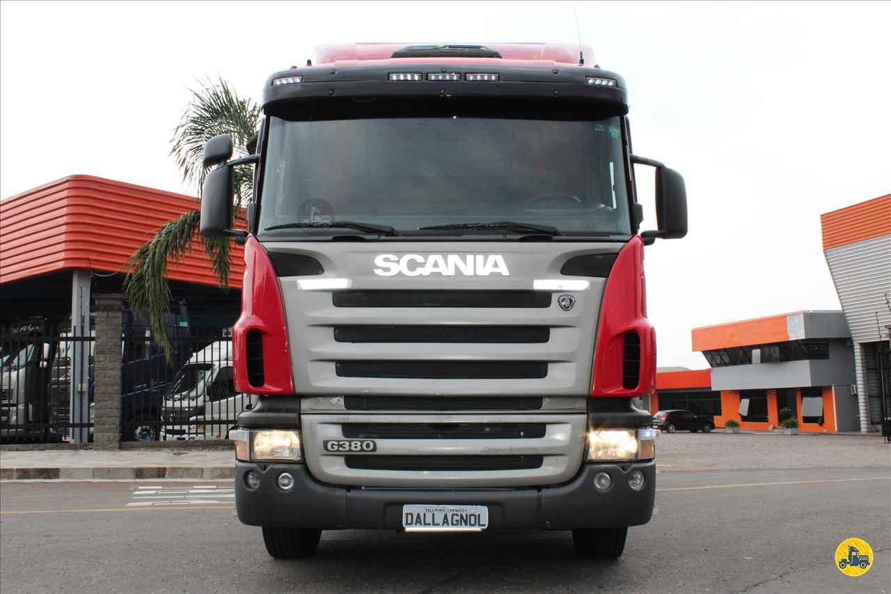 CAMINHAO SCANIA SCANIA 380 Cavalo Mecânico Truck 6x2 DallAgnol Caminhões RS PASSO FUNDO RIO GRANDE DO SUL RS