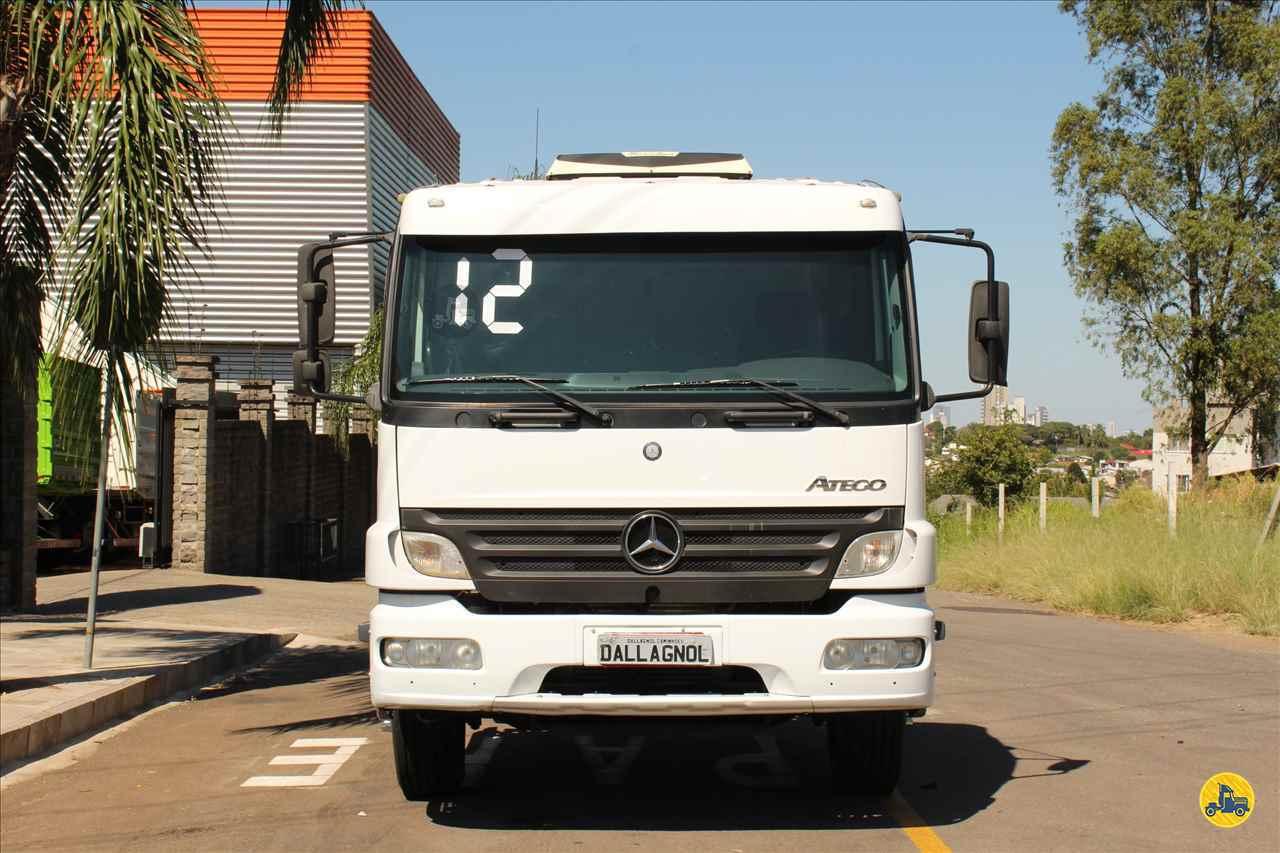 CAMINHAO MERCEDES-BENZ MB 2425 Chassis Truck 6x2 DallAgnol Caminhões RS PASSO FUNDO RIO GRANDE DO SUL RS