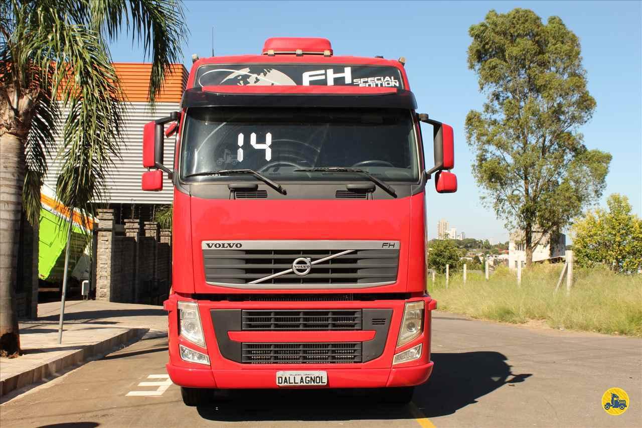 VOLVO FH 460 de DallAgnol Caminhões RS - PASSO FUNDO/RS