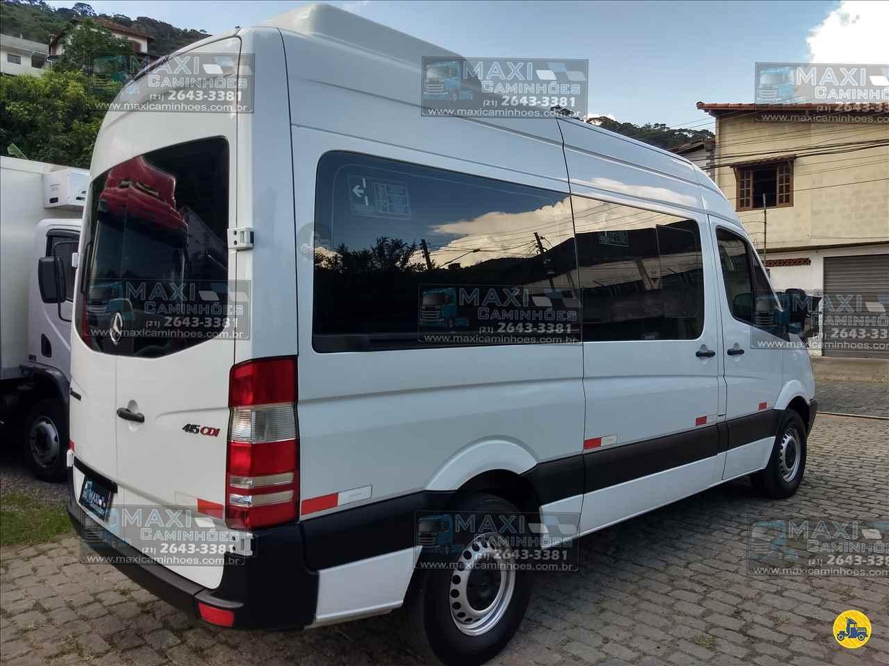 MERCEDES-BENZ Sprinter VAN 415 651000km 2014/2014 Maxi Caminhões