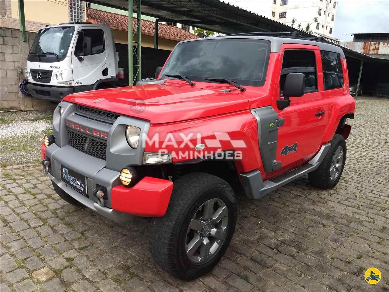CARRO TROLLER T-4 3.2 XLT Maxi Caminhões TERESOPOLIS RIO DE JANEIRO RJ