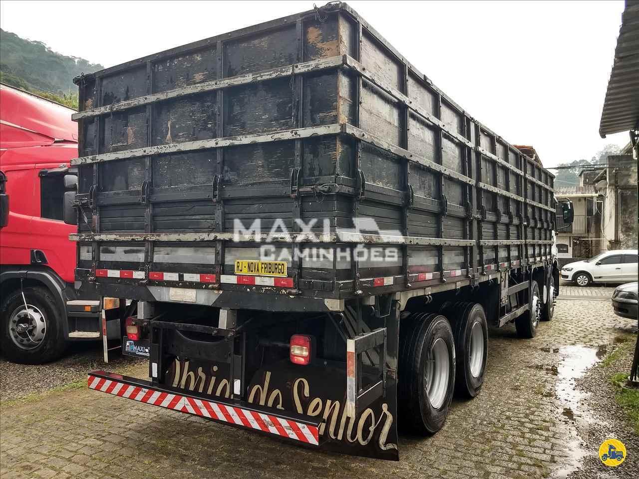 CARROCERIA SOBRE CHASSI  BITRUCK GRANELEIRA Maxi Caminhões TERESOPOLIS RIO DE JANEIRO RJ