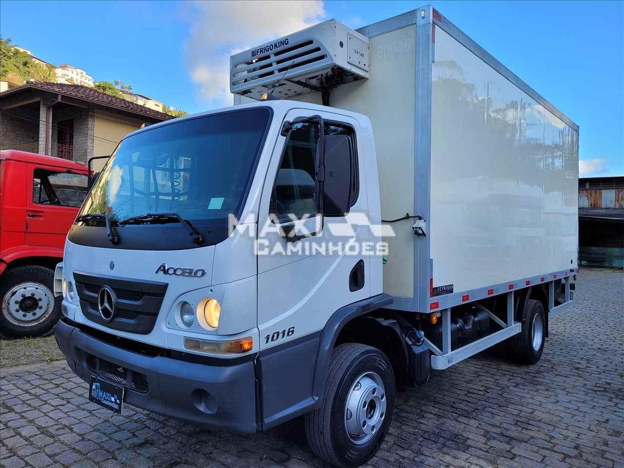MB 1016 de Maxi Caminhões - TERESOPOLIS/RJ