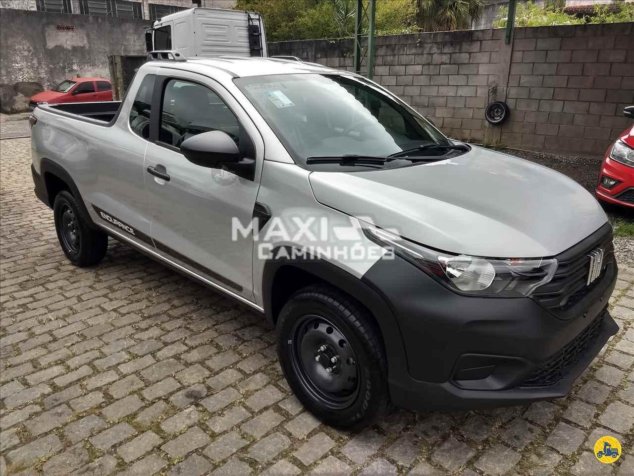 CARRO FIAT Strada 1.4 CS Maxi Caminhões TERESOPOLIS RIO DE JANEIRO RJ