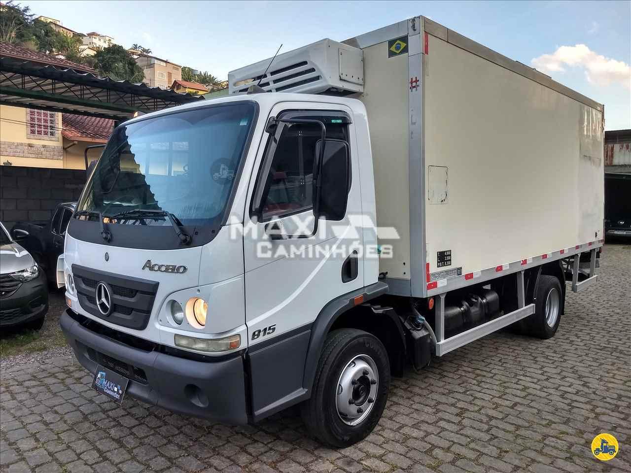 MB 815 de Maxi Caminhões - TERESOPOLIS/RJ