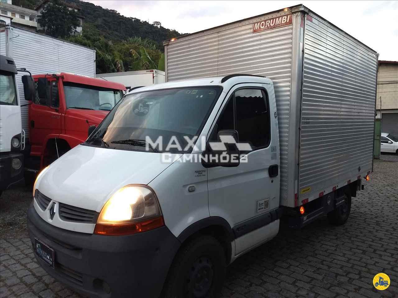 RENAULT Master Chassi Cabine 2.5 157000km 2011/2012 Maxi Caminhões