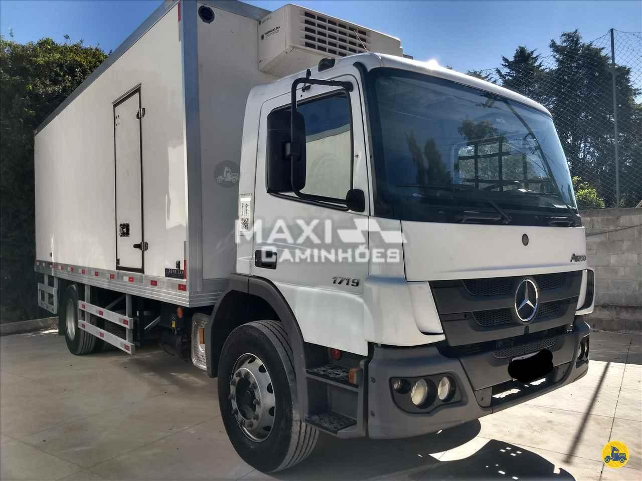 MB 1719 de Maxi Caminhões - TERESOPOLIS/RJ