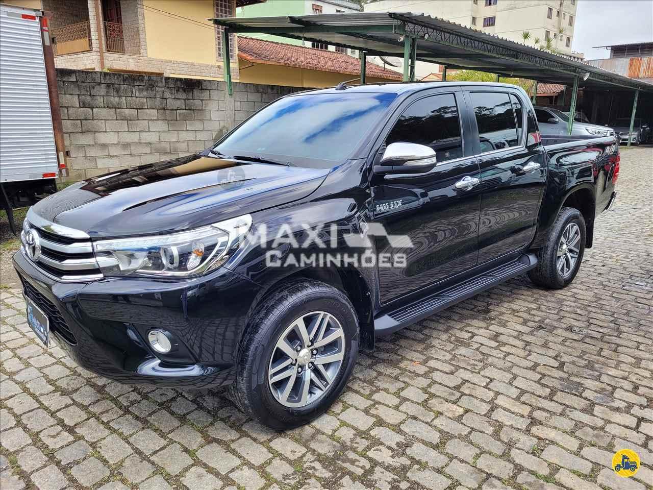 CARRO TOYOTA Hilux 2.8 SRX Maxi Caminhões TERESOPOLIS RIO DE JANEIRO RJ
