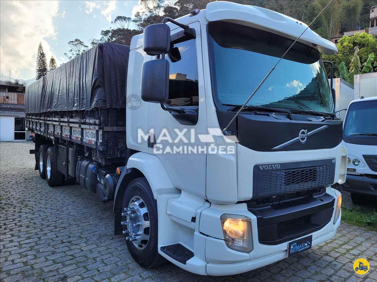 CAMINHAO VOLVO VOLVO VM 270 Graneleiro Truck 6x2 Maxi Caminhões TERESOPOLIS RIO DE JANEIRO RJ