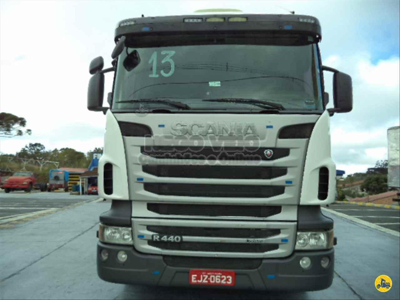 SCANIA SCANIA P440 565000km 2013/2013 Nego Véio Caminhões e Ônibus