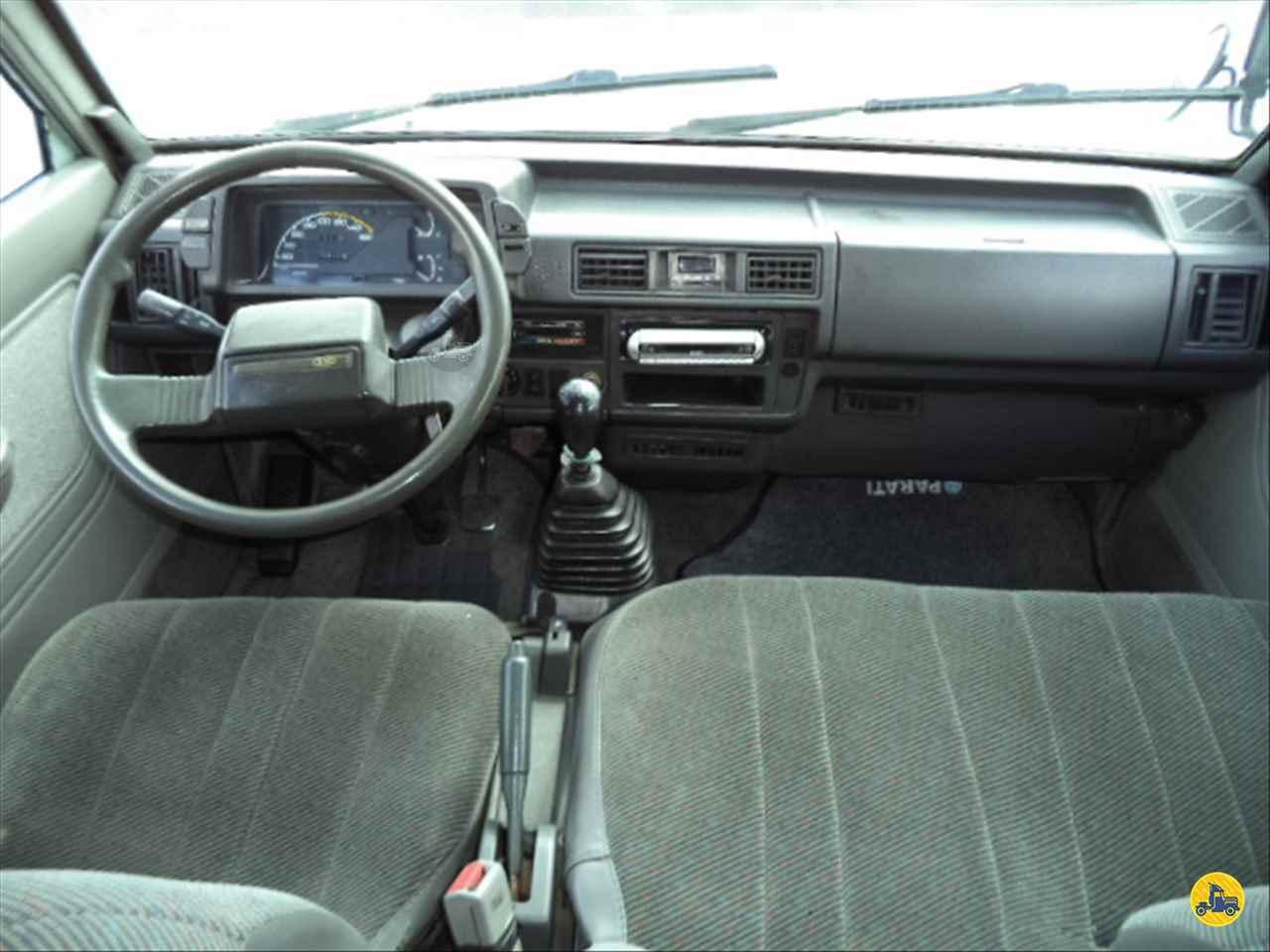 KIA MOTORS Besta GS 2.7 278000km 1994/1995 Nego Véio Caminhões e Ônibus
