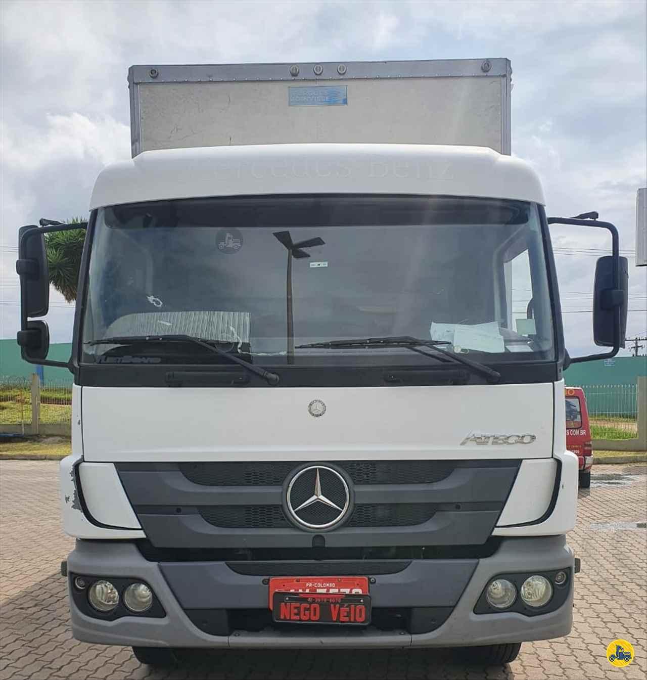 MERCEDES-BENZ MB 2430 265000km 2015/2016 Nego Véio Caminhões e Ônibus