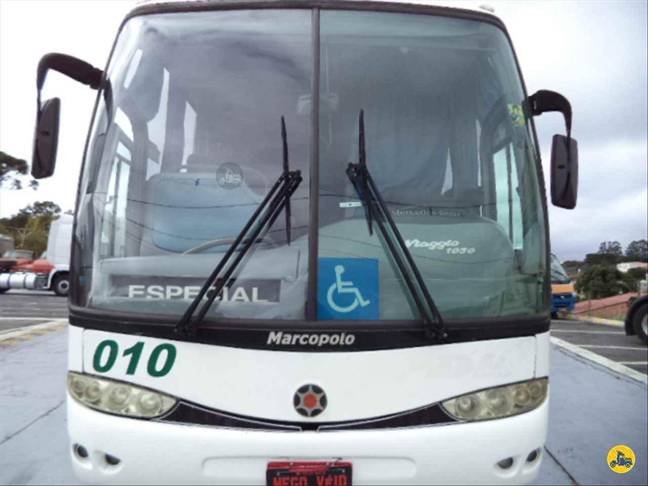 MARCOPOLO Viaggio G6 650000km 2006/2006 Nego Véio Caminhões e Ônibus