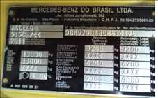 MERCEDES-BENZ MB 915 331000km 2011/2012 Nego Véio Caminhões e Ônibus