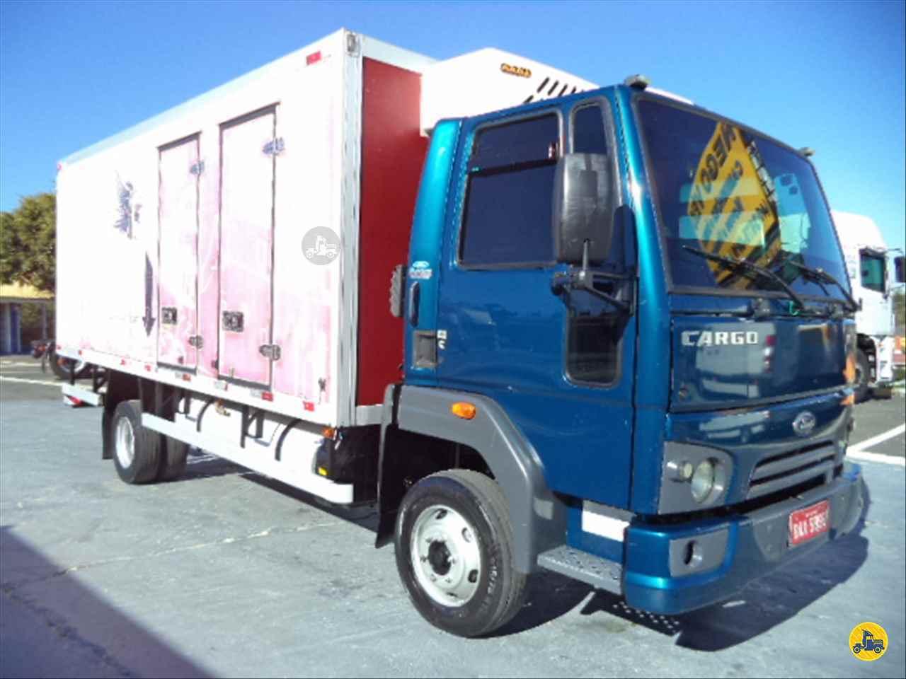 CAMINHAO FORD CARGO 816 Baú Frigorífico 3/4 4x2 Nego Véio Caminhões e Ônibus  COLOMBO PARANÁ PR