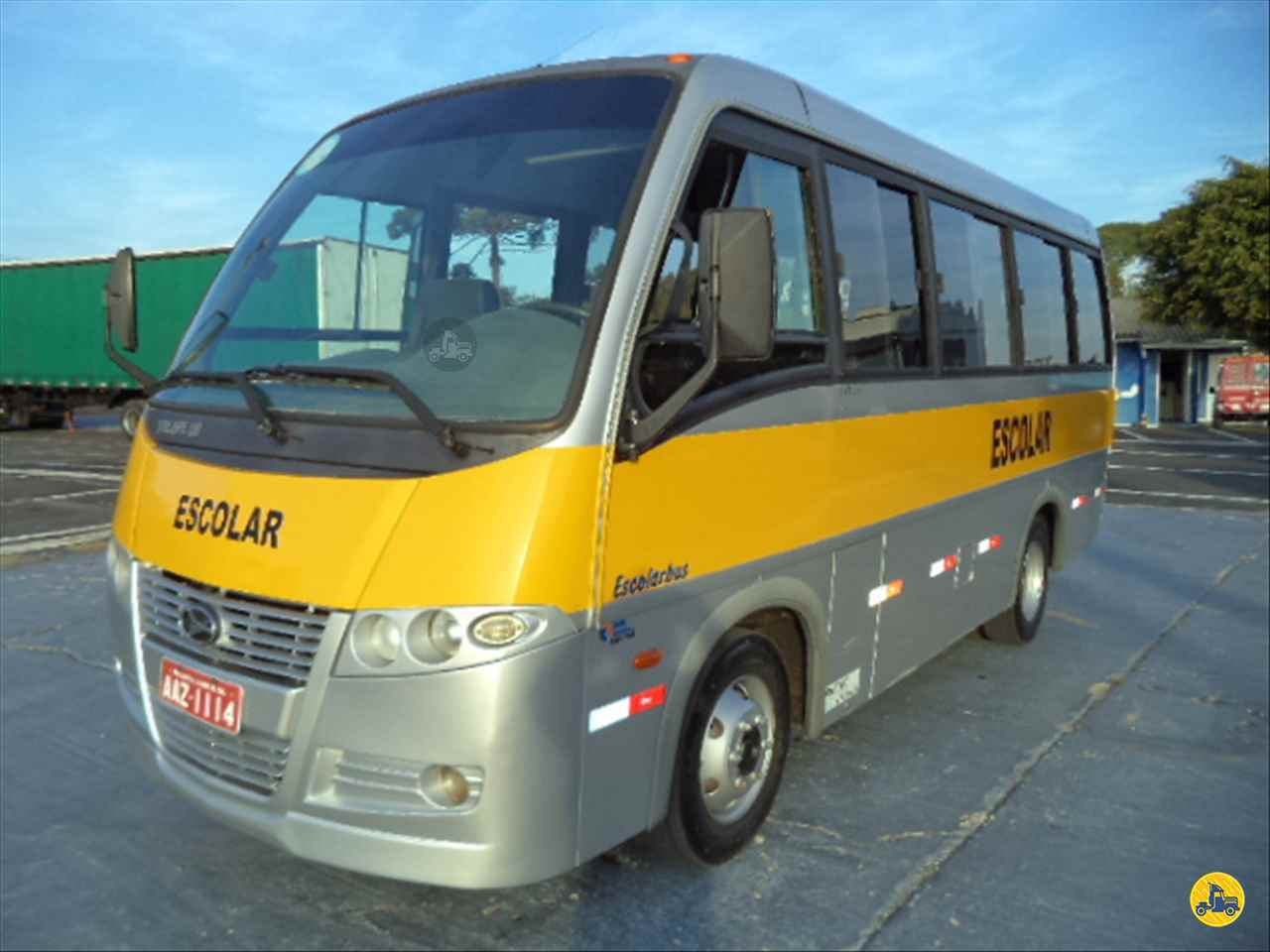 ONIBUS MARCOPOLO Volare W8 Tração 4x2 Nego Véio Caminhões e Ônibus  COLOMBO PARANÁ PR
