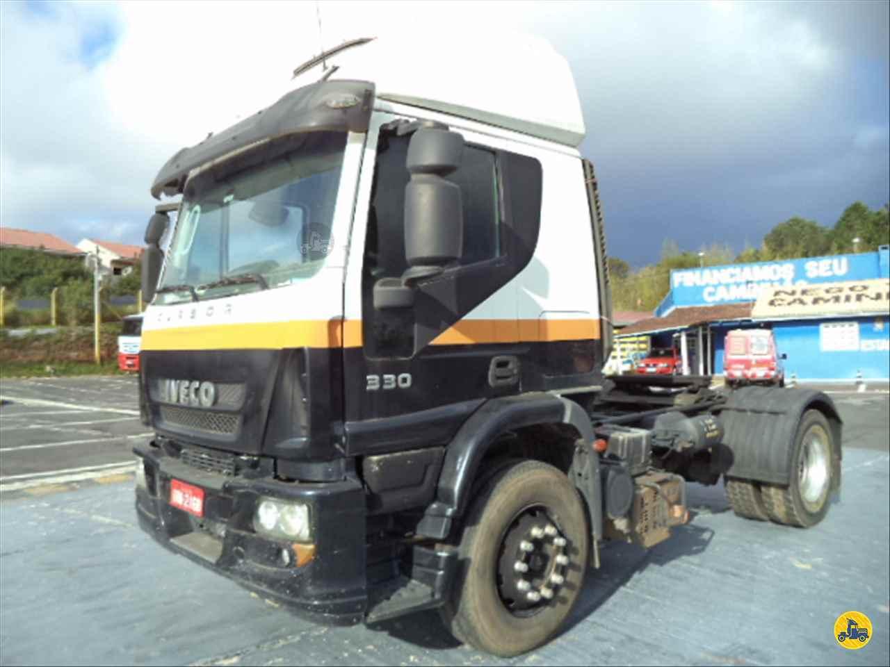 CAMINHAO IVECO CURSOR 450E33 Cavalo Mecânico Toco 4x2 Nego Véio Caminhões e Ônibus  COLOMBO PARANÁ PR