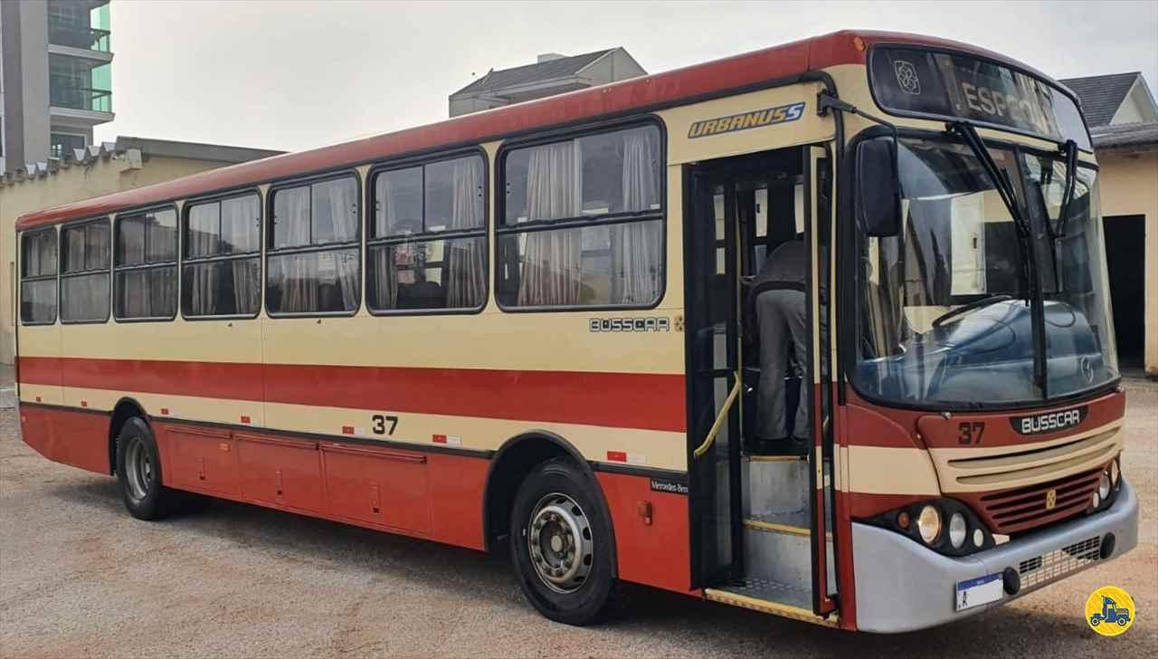ONIBUS BUSSCAR Urbanus Tração 4x2 Nego Véio Caminhões e Ônibus  COLOMBO PARANÁ PR