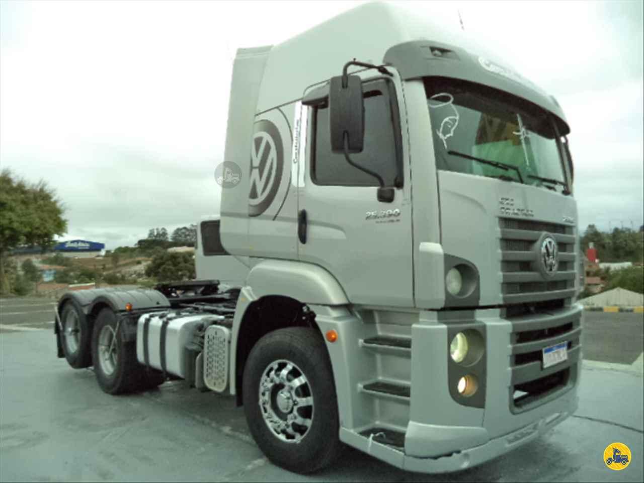 CAMINHAO VOLKSWAGEN VW 25390 Cavalo Mecânico Truck 6x2 Nego Véio Caminhões e Ônibus  COLOMBO PARANÁ PR