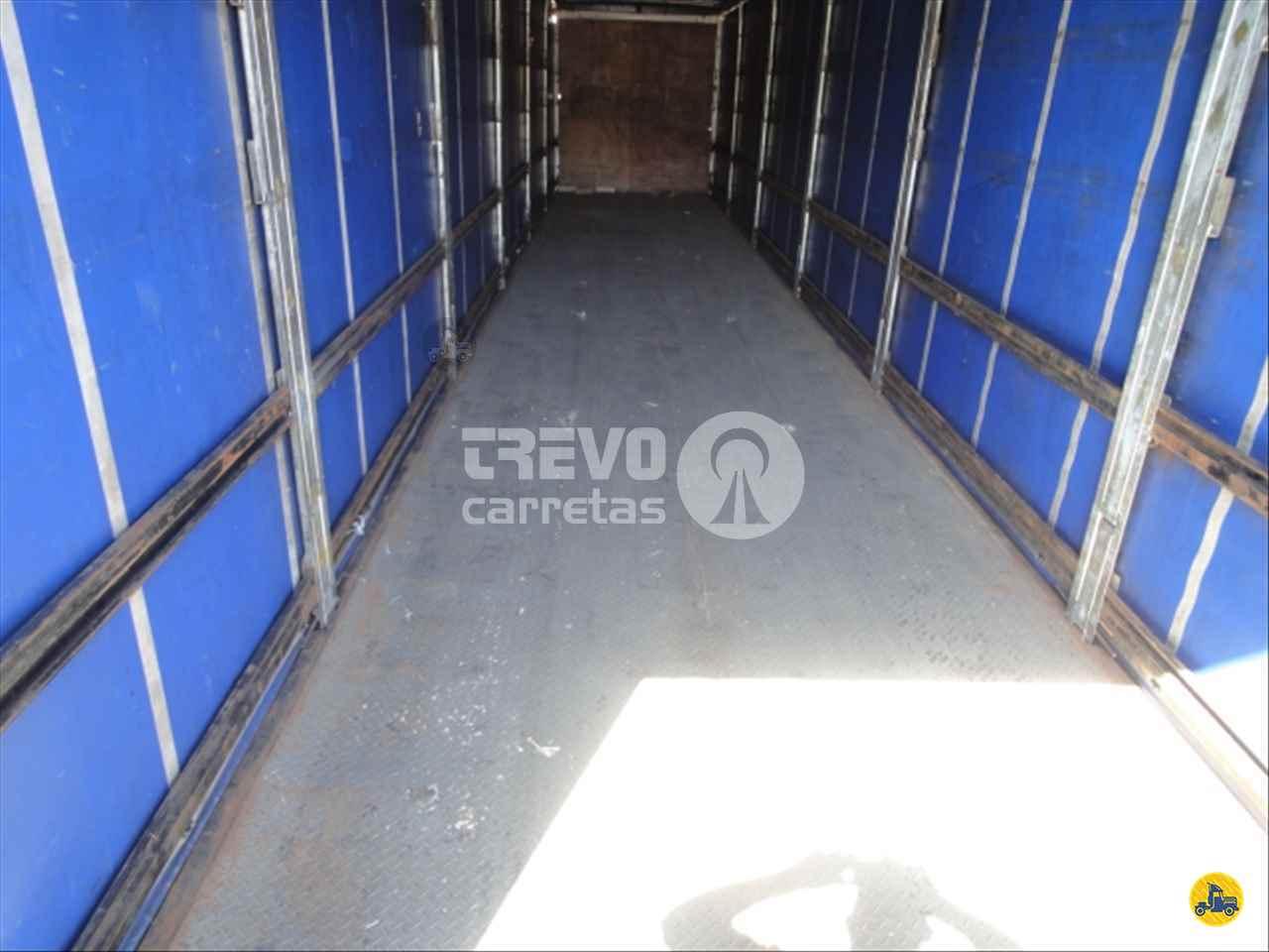 SEMI-REBOQUE BAU SIDER  2003/2003 Trevo Carretas