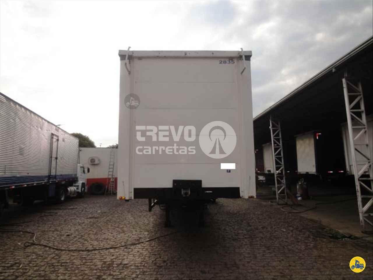 SEMI-REBOQUE BAU SIDER  2013/2013 Trevo Carretas