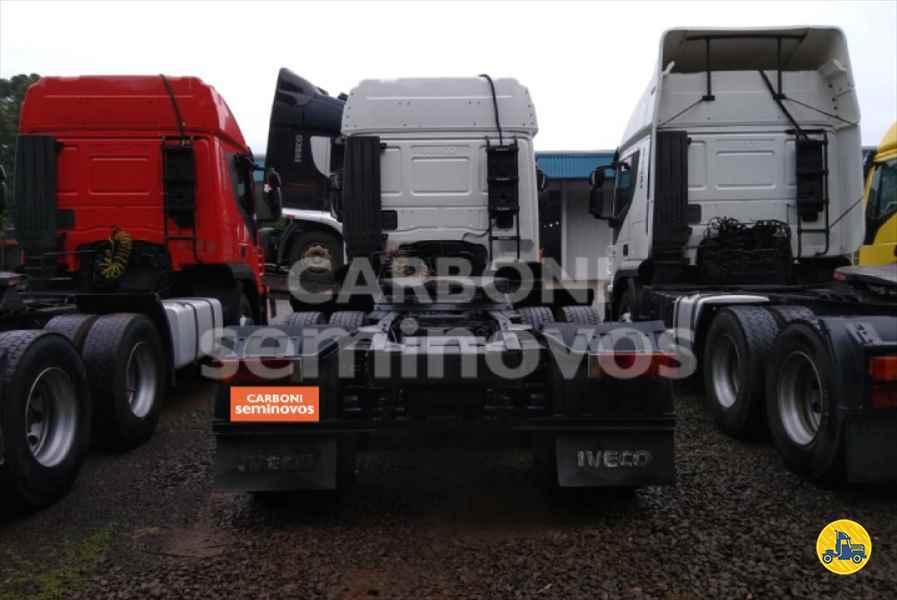 IVECO STRALIS 380  2007/2008 Carboni Iveco