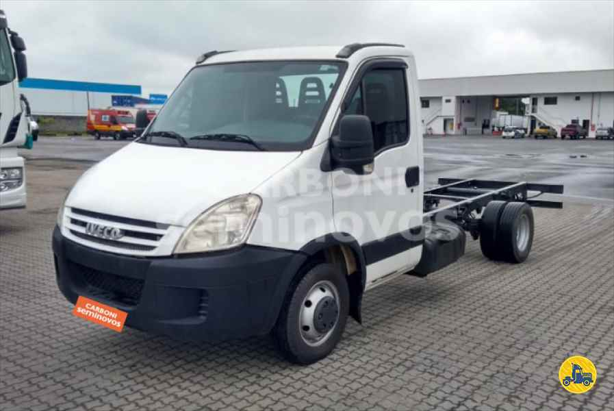 IVECO DAILY 55c16  2009/2009 Carboni Iveco