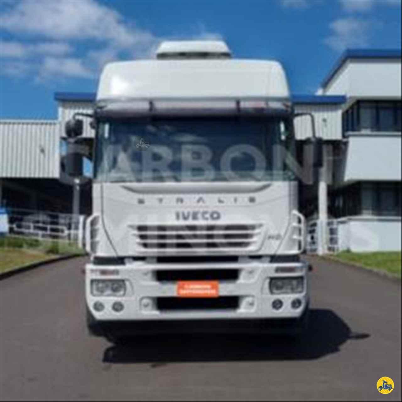 IVECO STRALIS 380  2008/2009 Carboni Iveco