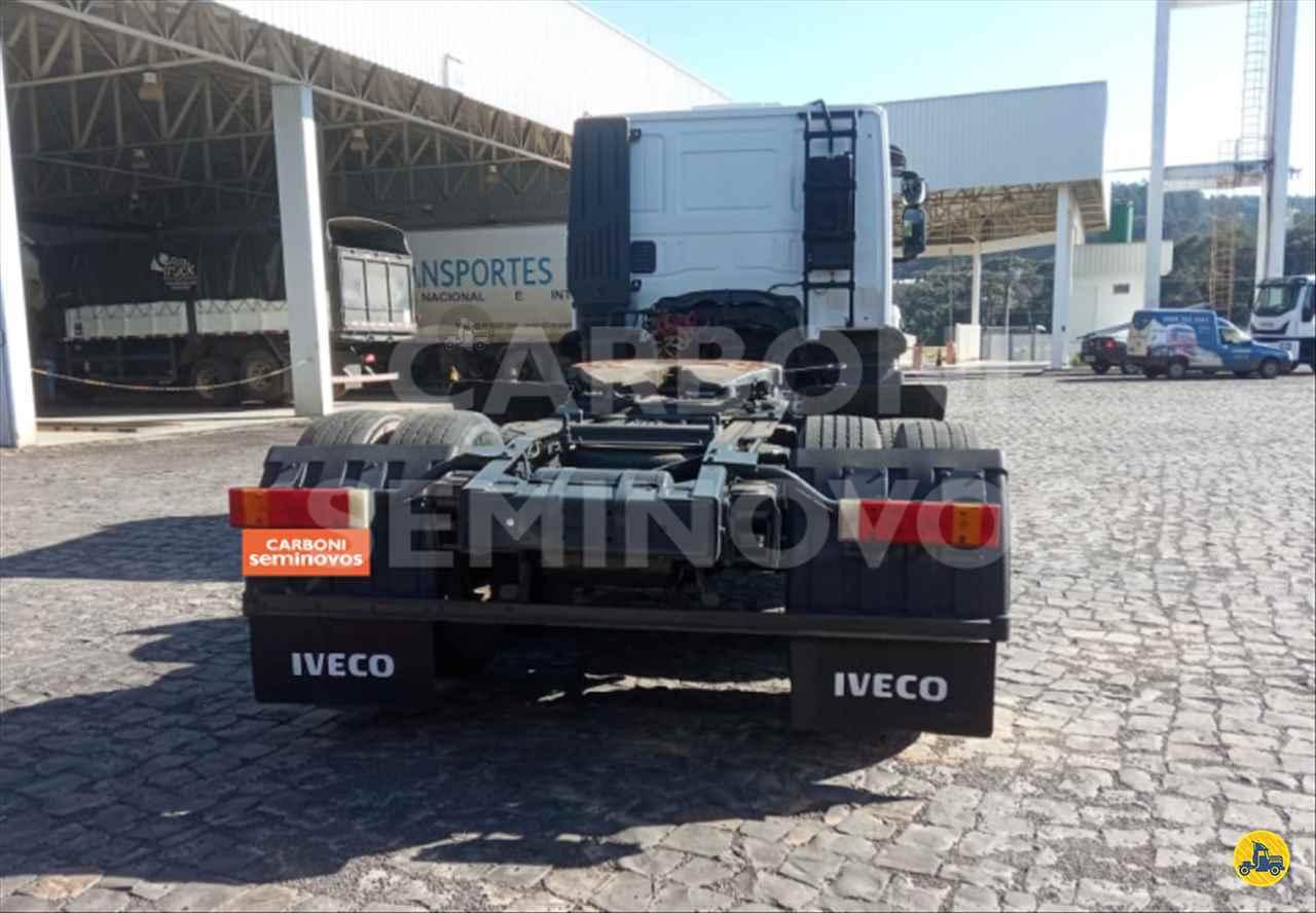IVECO STRALIS 380 1030000km 2008/2009 Carboni Iveco