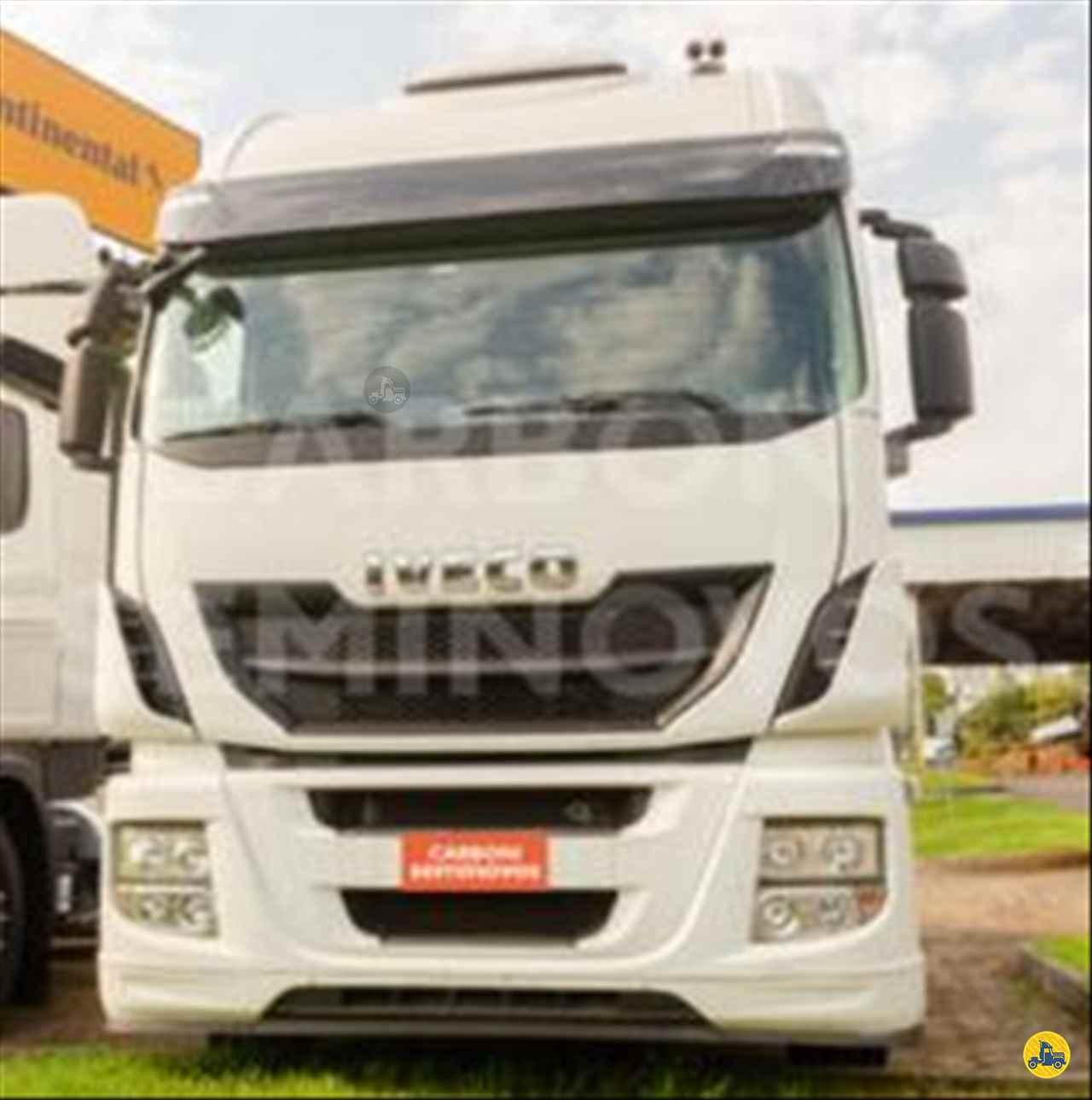 CAMINHAO IVECO STRALIS 440 Cavalo Mecânico Truck 6x2 Carboni Iveco VIDEIRA SANTA CATARINA SC