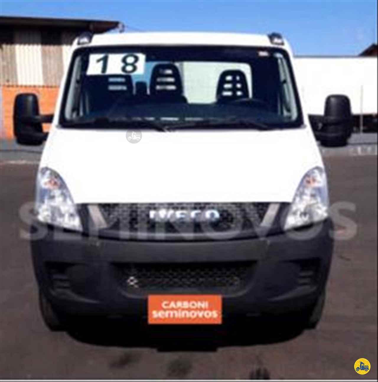 CAMINHAO IVECO DAILY 35s14 Chassis Toco 4x2 Carboni Iveco VIDEIRA SANTA CATARINA SC
